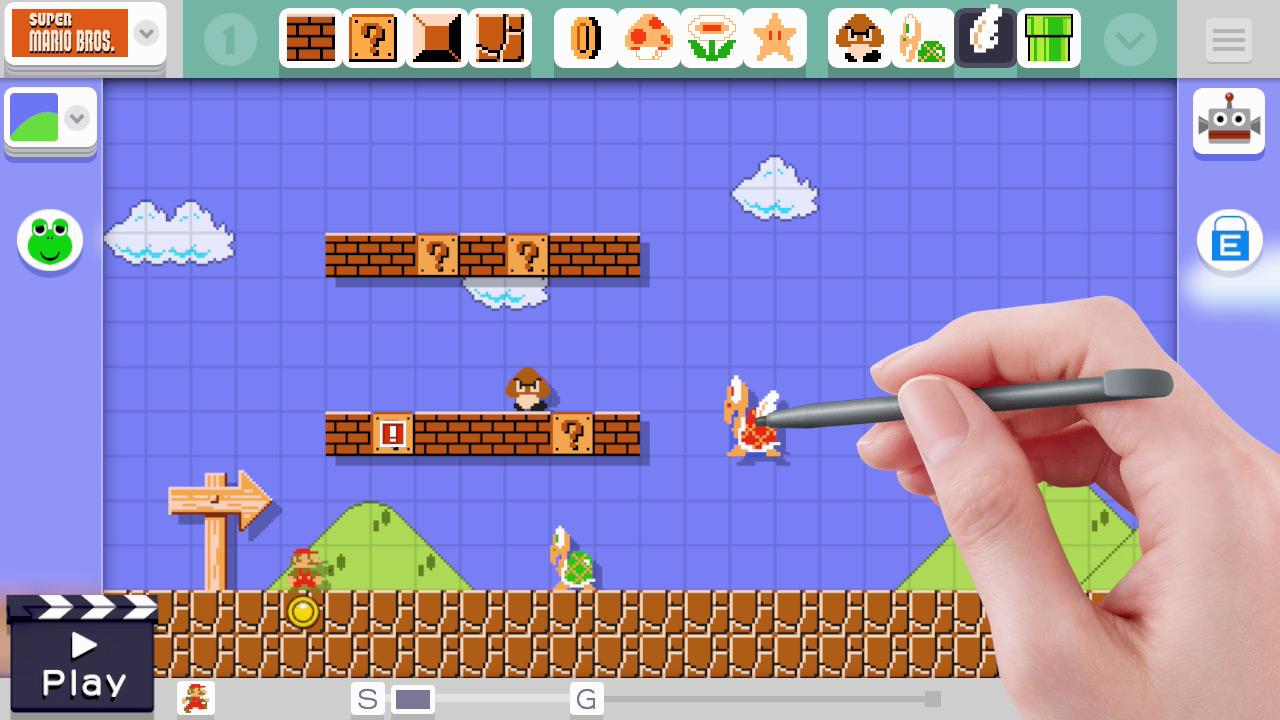 ... Kingdom \ Downloads \ Images \ Screen Shots \ Super Mario Maker (WiiU