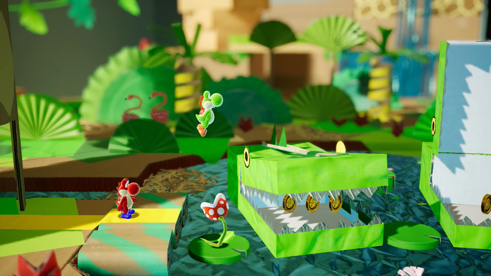 TMK | Downloads | Images | Screen Shots | Yoshi's Crafted