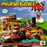 Tmk Mario Mania Cds And Soundtracks Mario Kart 64 Greatest