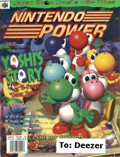 Nintendo Power magazines, #176-235 (60 issues)