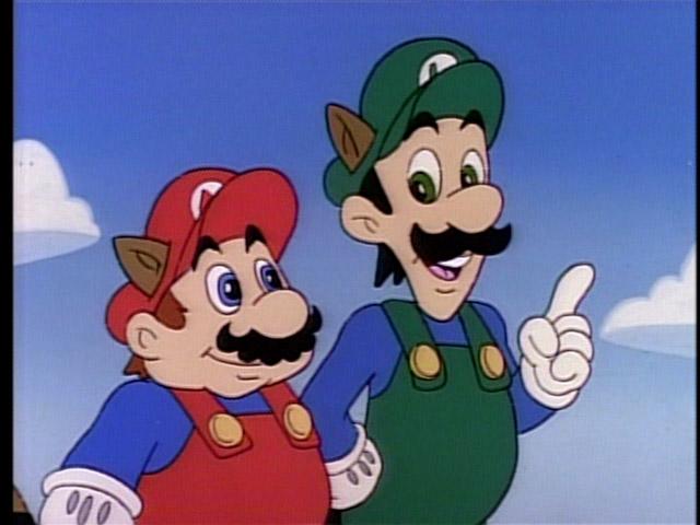 Tmk Mario Mania Dvds The Adventures Of Super Mario Bros 3