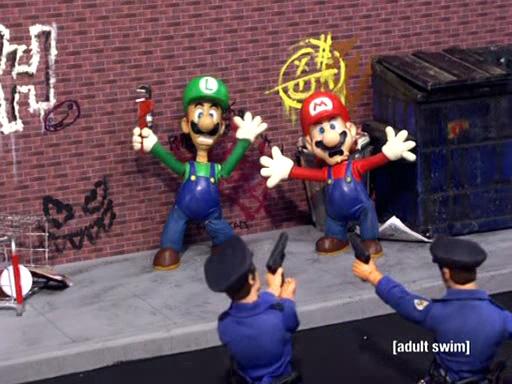 Tmk Mario Mania Sightings Tv