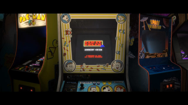Fix It Felix Jr Arcade Machine Fix-It Felix Jr  arcade