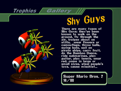Shy Guy Without Mask Luigis Mansion | www.pixshark.com ...