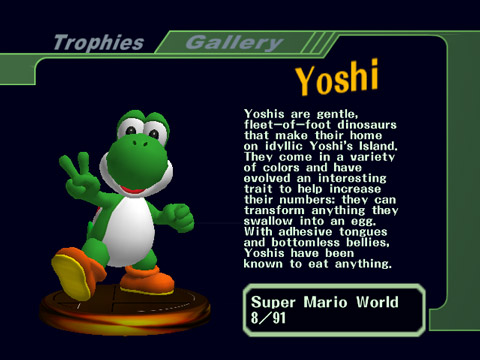 Past Stages Yoshi S Island
