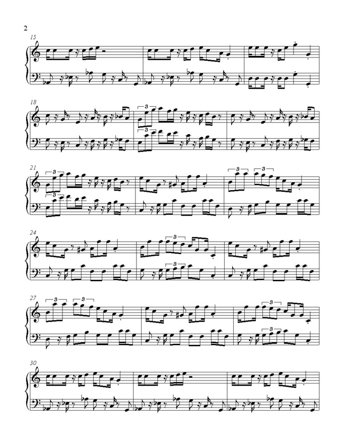 super mario theme song sheet music pdf